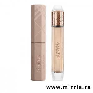 Boca parfema Burberry Body Intense pored originalne kutije