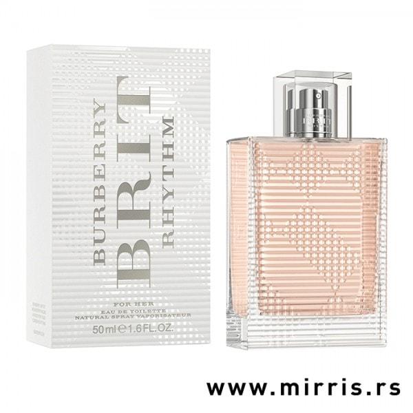 Boca parfema Burberry Brit Rhythm For Her pored originalne kutije