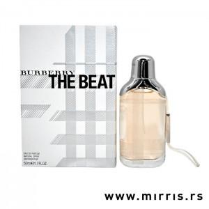 Bočica originalnog parfema Burberry The Beat i kutija