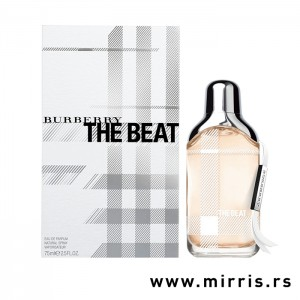 Boca parfema Burberry The Beat pored originalne kutije