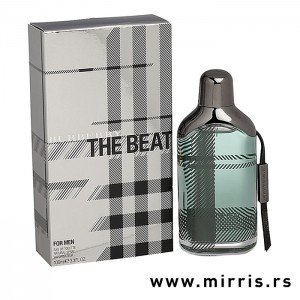 Originalna kutija i boca parfema Burberry The Beat For Men