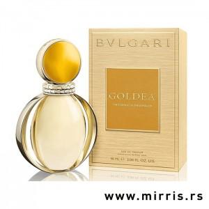 Boca parfema Bvlgari Goldea i originalna kutija