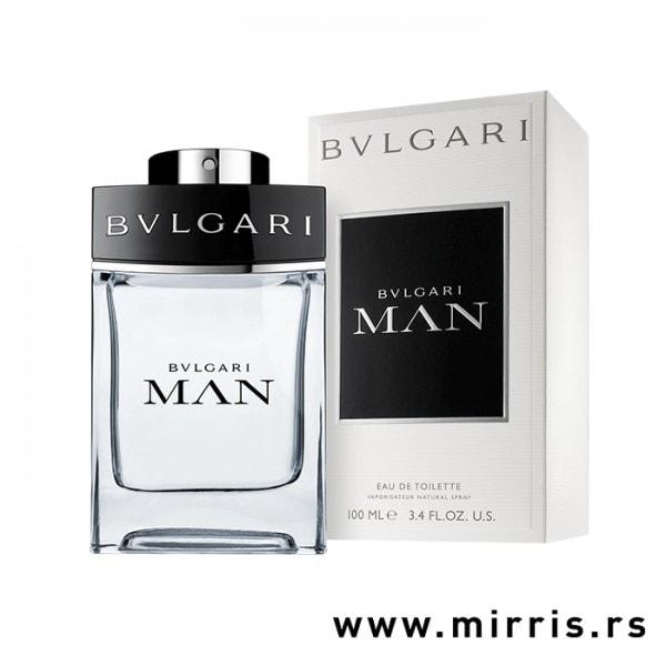 Boca parfema Bvlgari Man i kutija