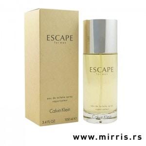 Originalna kutija i bočica parfema Calvin Klein Escape