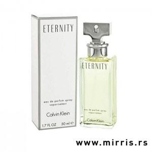 Flašica parfema Calvin Klein Eternity For Women i originalna kutija