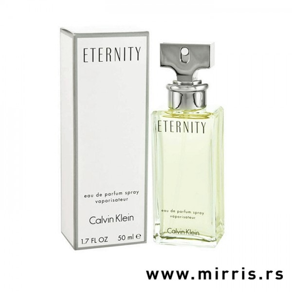 Flašica parfema Calvin Klein Eternity For Women i originalna kutija