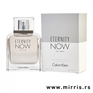Boca parfema Calvin Klein Eternity Now For Men i originalna kutija
