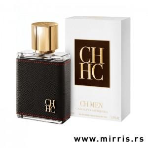 Boca originalnog parfema Carolina Herrera CH Men i kutija