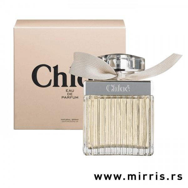 Boca parfemaChloe Eau De Parfum pored originalne kutije