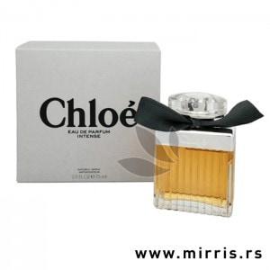Boca originalnog parfema Chloe Intense i njegova kutija