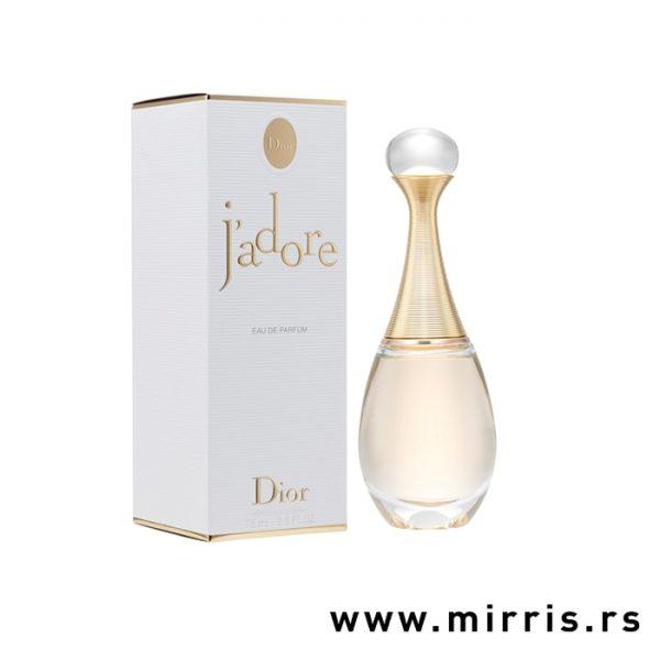 Bočica parfema Christian Dior J'adore i originalna kutija