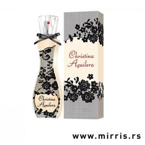 Original bočica parfema Christina Aguilera i kutija