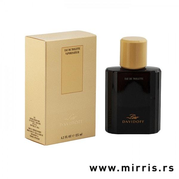 Kutija i boca parfema Davidoff Zino