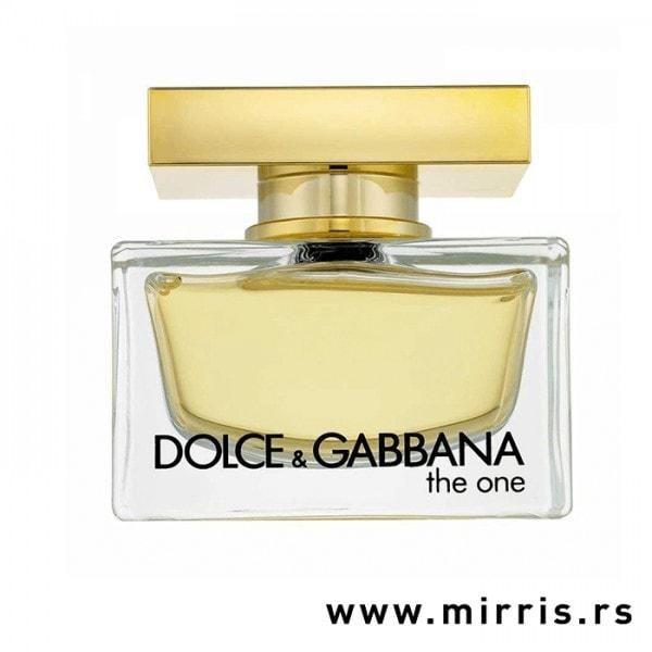 Originalna bočica testera Dolce & Gabbana The One