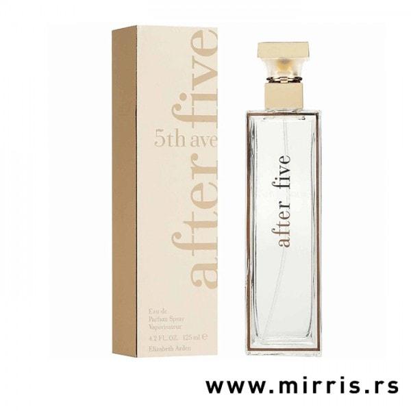 Boca parfema Elizabeth Arden 5th Avenue After Five i originalna kutija