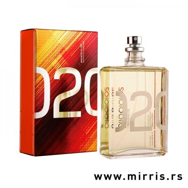 Boca parfema Escentric Molecules Escentric 02 i originalna kutija