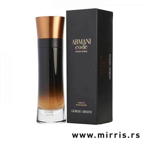 Boca parfema Giorgio Armani Code Profumo i crna kutija