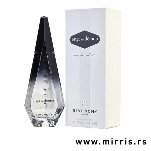 Boca parfema Givenchy Ange Ou Demon pored originalne kutije