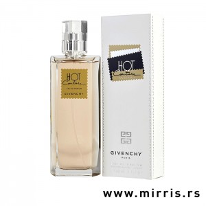 Boca parfema Givenchy Hot Couture i bela kutija