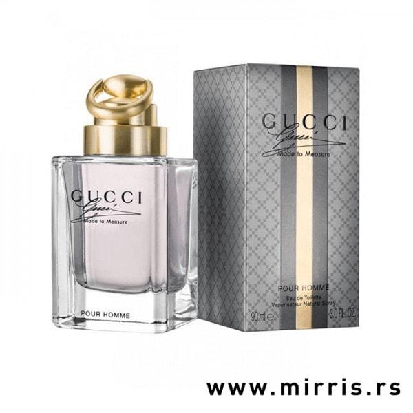 Bočica parfema Gucci Made to Measure pored originalne kutije