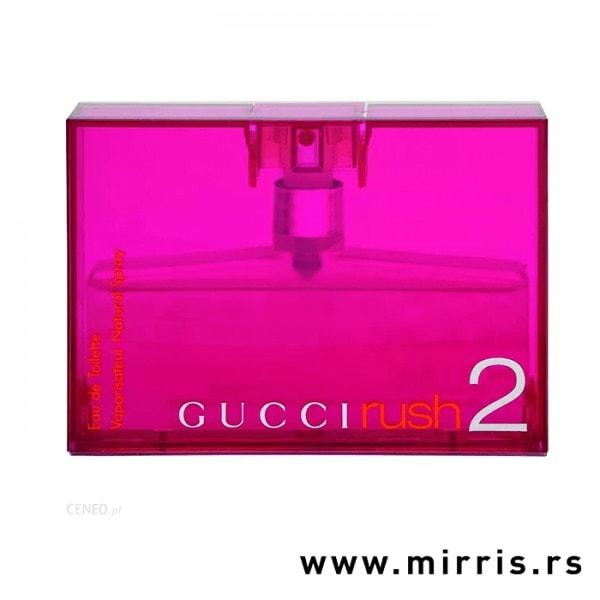 Bočica originalnog parfema Gucci Rush 2 ljubičaste boje