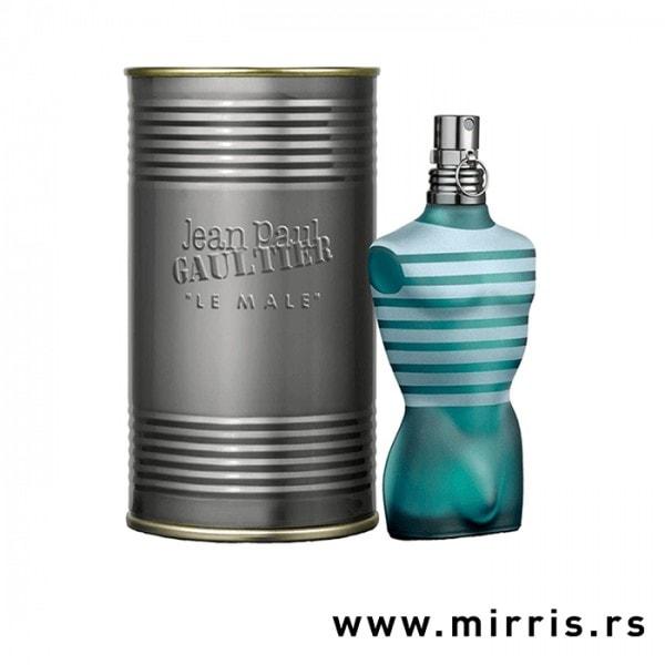 Originalna kutija i boca parfema Jean Paul Gaultier Le Male