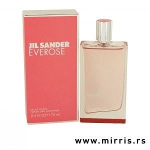 Boca parfema Jil Sander Everose i originalna kutija