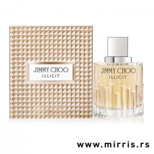 Boca parfema Jimmy Choo Illicit i njegova kutija