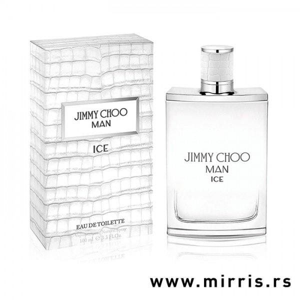 Boca parfema Jimmy Choo Man Ice i originalna kutija