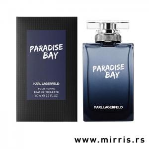 Boca parfema Karl Lagerfeld Paradise Bay Pour Homme i originalna kutija