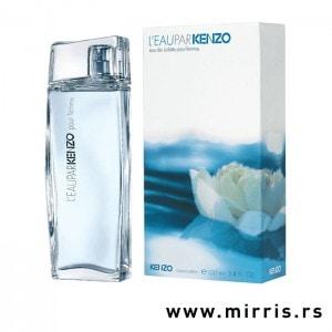 Boca parfema Kenzo L'eau Par Kenzo pored originalne kutije