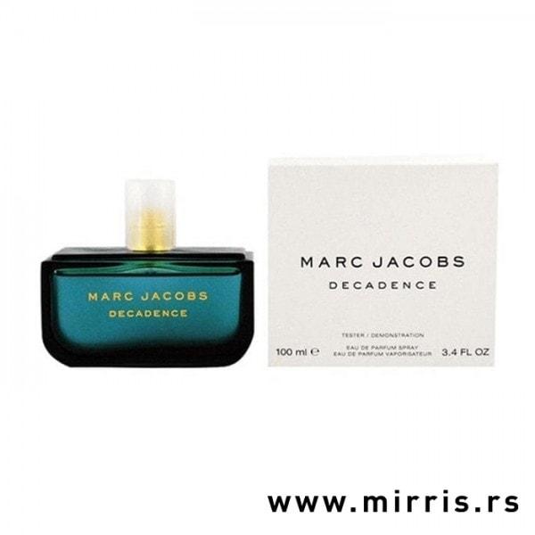 Boca testera Marc Jacobs Decadence i bela kutija