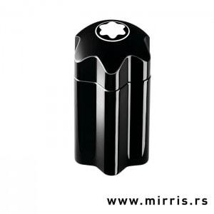 Originalna bočica testera Montblanc Emblem crne boje