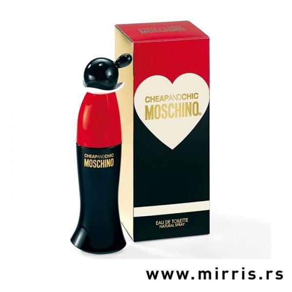 Boca parfema Moschino Cheap & Chic i originalna kutija