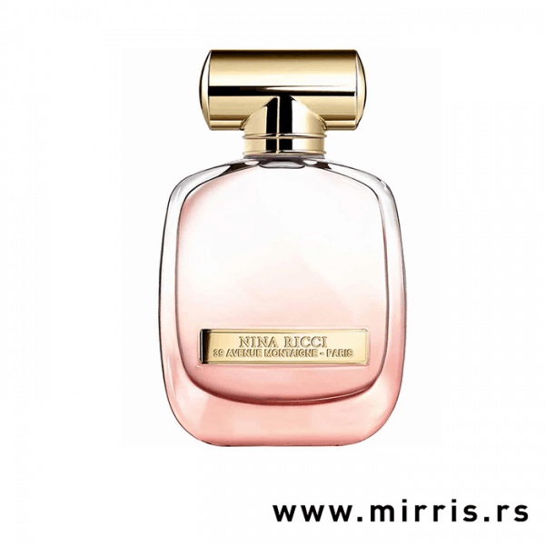 Boca testera Nina Ricci L´extase Caresse De Roses roze boje