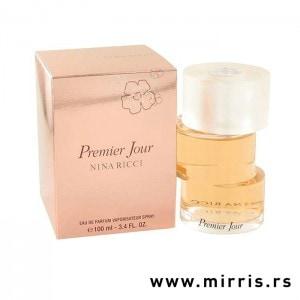 Boca parfema Nina Ricci Premier Jour i originalna kutija