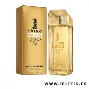 Boca parfema Paco Rabanne One Million Cologne i originalna kutija