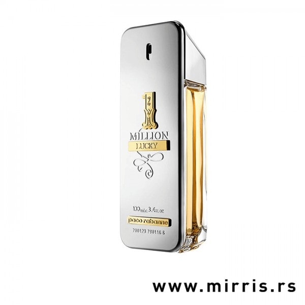 Boca testera Paco Rabanne One Million Lucky