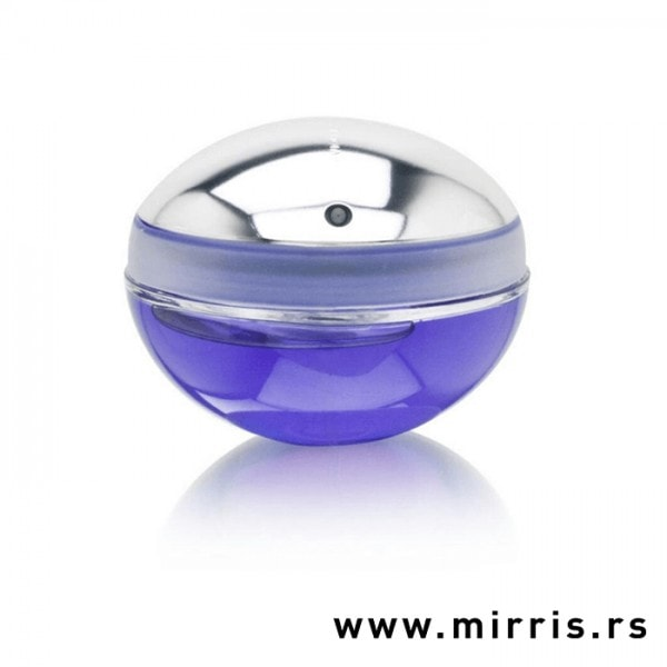 Okrugla bočica testera Paco Rabanne Ultraviolet ljubičaste boje