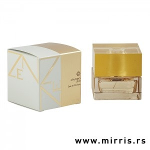 Boca originalnog parfema Shiseido Zen i njegova kutija