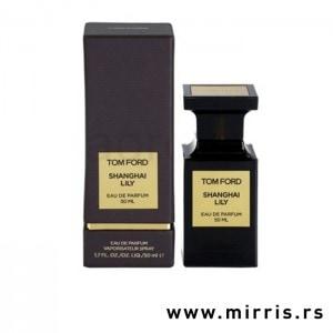 Boca parfema Tom Ford Atelier d'Orient Shanghai Lily pored originalne kutije