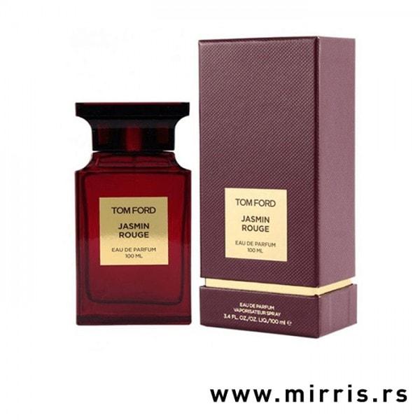 Originalna bočica parfema Tom Ford Jasmin Rouge pored kutije