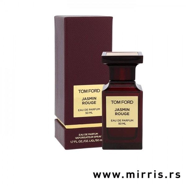 Boca originalnog parfema Tom Ford Jasmin Rouge i njegova kutija