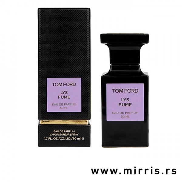 Boca parfema Tom Ford Lavender Palm pored originalne kutije