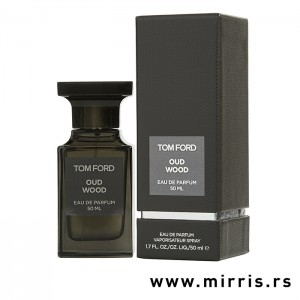 Boca parfema Tom Ford Oud Wood i originalna kutija
