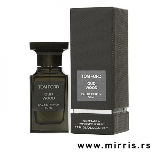 Boca parfema Tom Ford Oud Wood i originalna kutija