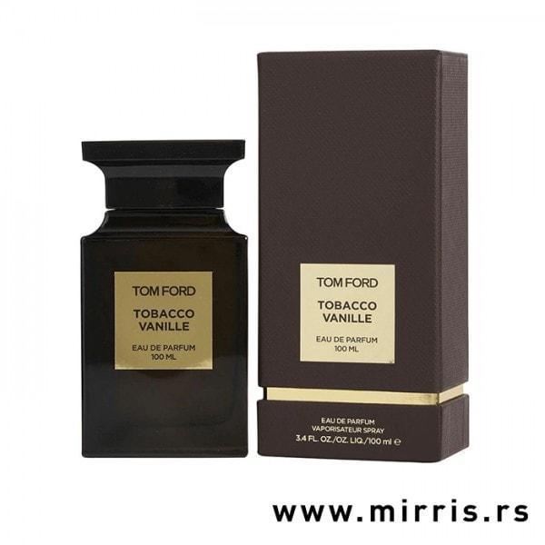 Boca parfema Tom Ford Tobacco Vanille i originalna kutija