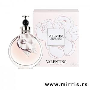Boca parfema Valentino Valentina pored originalne kutije