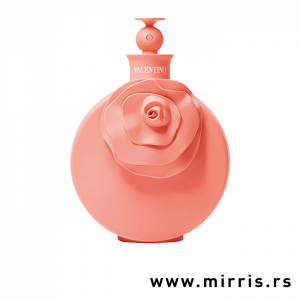 Roze bočica testera Valentino Valentina Blush