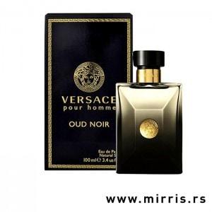 Boca parfema Versace Pour Homme Oud Noir i originalna kutija